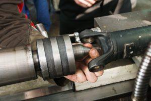ремонт кардана вольво